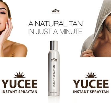 Yucee Instant Spraytan