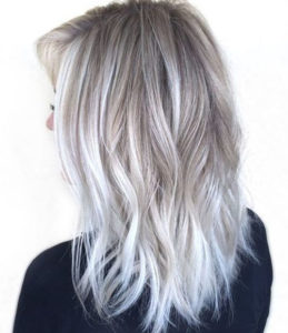 grey hair - best hair